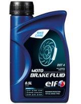 エルフ MOTO BRAKE FLUID DOT4 0.5L (1本)