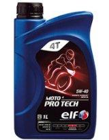 エルフ MOTO4 PRO TEC 5W-40(全化学合成油)
